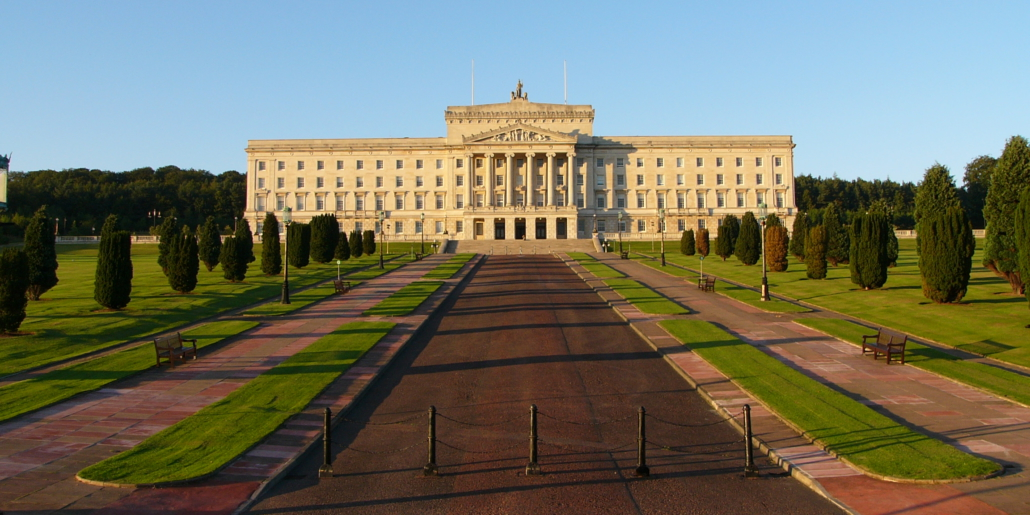 """""""Stormont"""" by http://www.flickr.com/photos/robertpaulyoung/ - http://www.flickr.com/photos/robertpaulyoung/64563769/sizes/l/in/photostream/. Licensed under CC BY 2.0 via Commons - https://commons.wikimedia.org/wiki/File:Stormont.jpg#/media/File:Stormont.jpg"""
